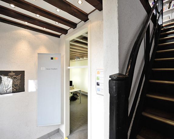 magenta – die Werbeagentur in Mannheim, weitere Inneneindrücke