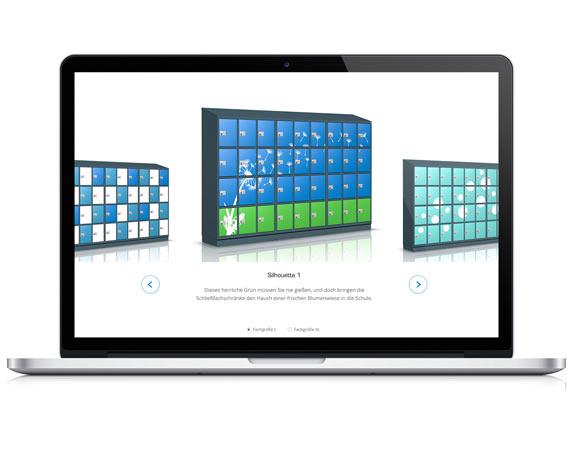 AstraDirekt, Website, Responsive Design
