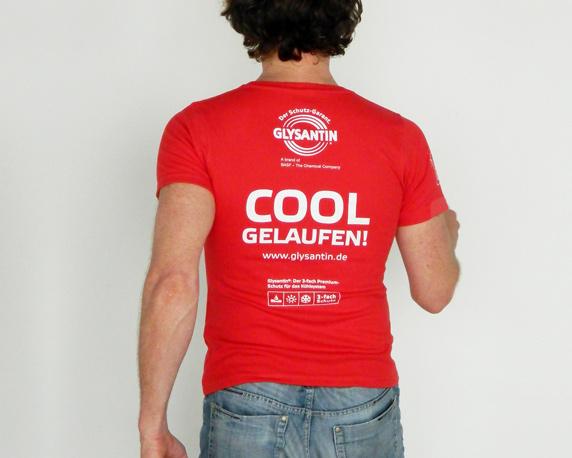BASF, Firmencup T-Shirt, Werbeagentur magenta, Mannheim