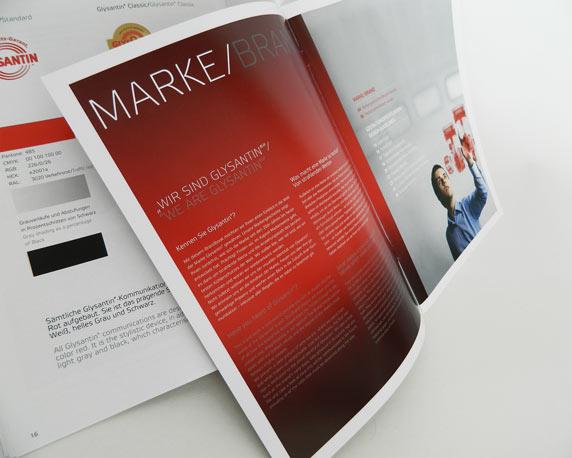 BASF SE Glysantin, Brandbook