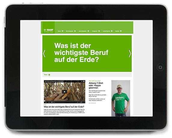 BASF, Kampagne, Werbeagentur magenta, Mannheim