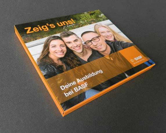 BASF SE, Azubitoolkit, Kampagne, Werbeagentur magenta, Mannheim