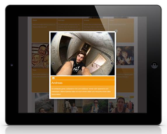 BASF SE, Azubitoolkit, Kampagne, Website, Selfies, Fotogalerie