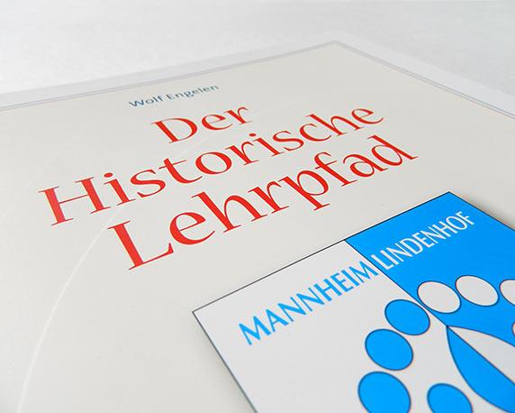 BIG Lindenhof, Broschüre, Werbeagentur magenta, Mannheim