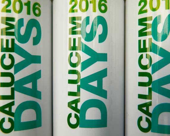 Calucem, Callucem Days 2016, Veranstaltung, Event, Rosengarten, Branding, Give-Aways, , Werbeagentur magenta, Mannheim