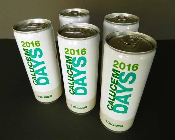 Calucem, Calucem Days 2016, Veranstaltung, Event, Rosengarten Mannheim, Branding, Give-Aways, Energy-Drinks