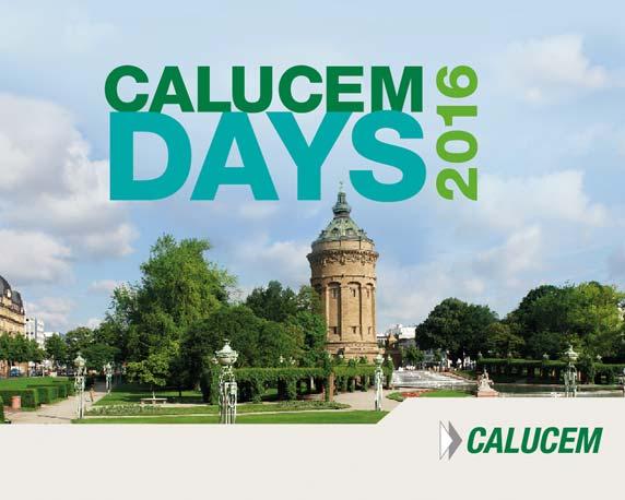 Calucem, Calucem Days 2016, Veranstaltung, Event, Rosengarten Mannheim, Slideshow, Animation