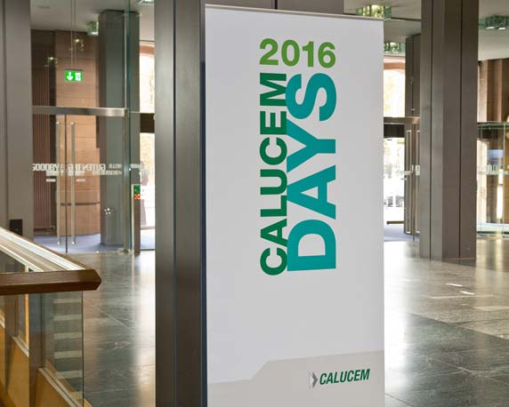 Calucem, Calucem Days 2016, Veranstaltung, Event, Rosengarten Mannheim