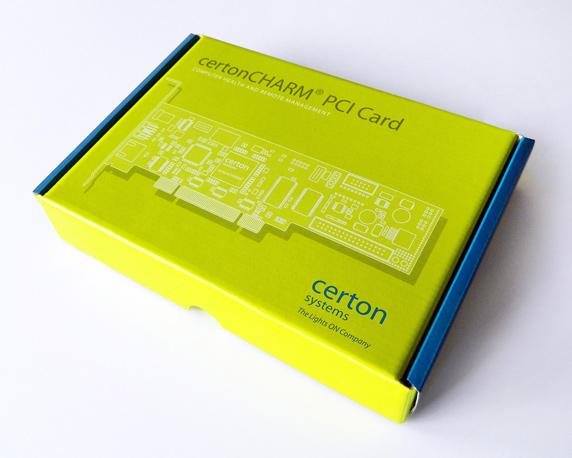 Certon, Verpackung, Werbeagentur magenta, Mannheim