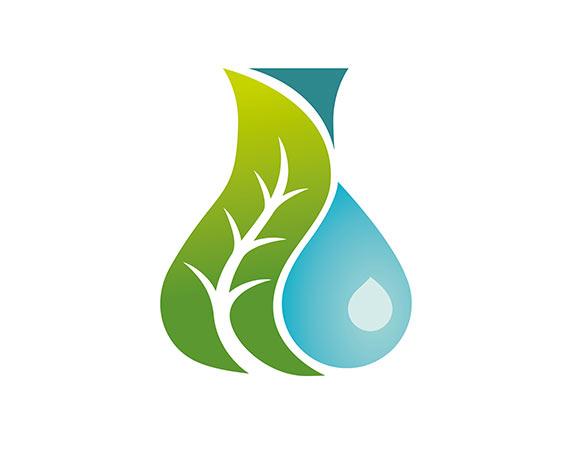 Chemieverbände, Logo Leben mit Chemie