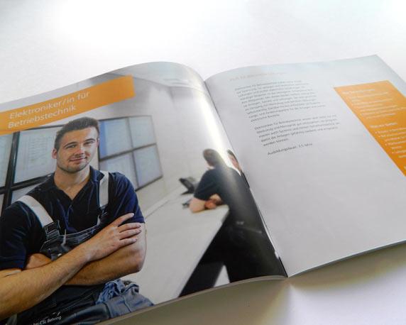 CSL Behring, Azubibroschüre, Ausbildung, Berufe