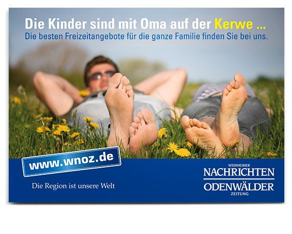 Plakat Diesbach Medien