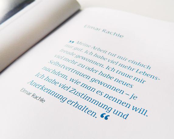 """Broschüre """"Der Europäische Sozialfonds – Chancengeber für Europa"""""""