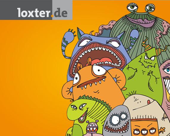 loxter.de, Website, Werbeagentur magenta, Mannheim