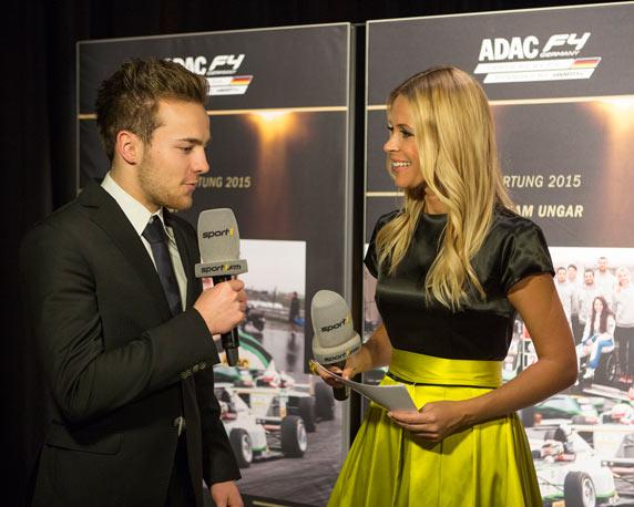 Marvin Dienst, ADAC, Formel 4, Sponsoring, Rennfahrer
