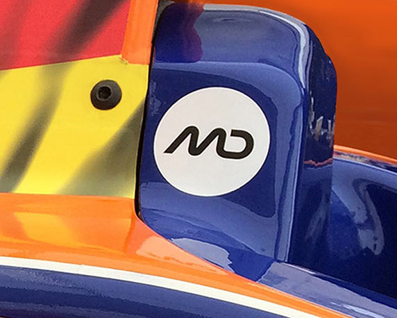 Marvin Dienst, Logo