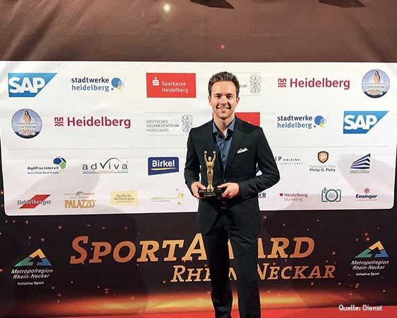 Marvin Dienst, Top-Talent, Metropolregion Rhein-Neckar, Werbeagentur Mannheim, magenta
