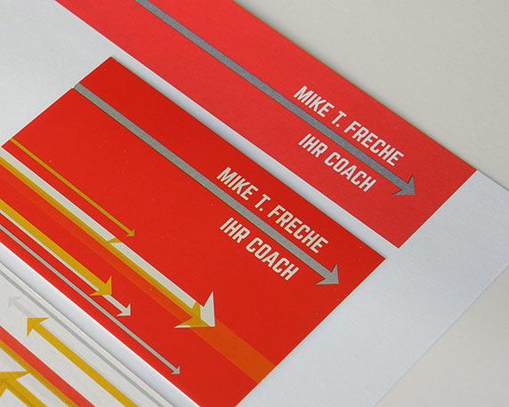 Mike T. Freche, Corporate Design, Werbeagentur magenta, Mannheim