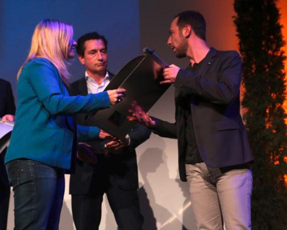 MVV Energie AG, Anzeige, Adler, Award