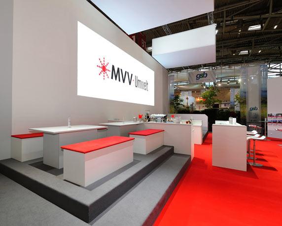 MVV Umwelt, Messe, Werbeagentur magenta, Mannheim