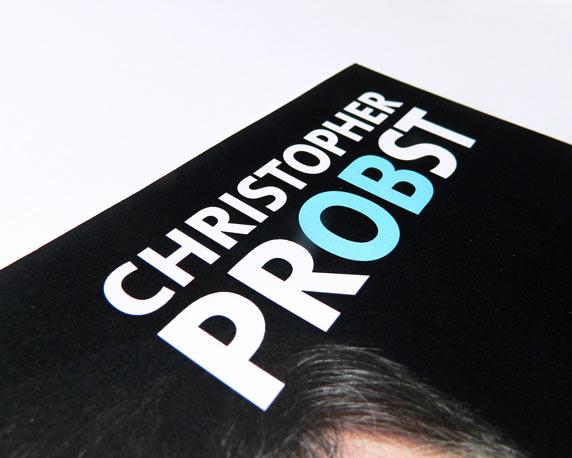 Christopher Probst, Kandidat, Oberbürgermeisterwahl, Werbeagentur Mannheim , magenta