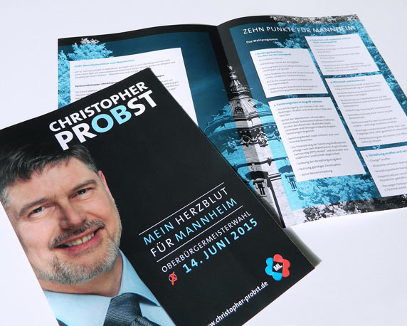 Briefe Von Christoph Probst : Werbeagentur mannheim magenta herzblut für