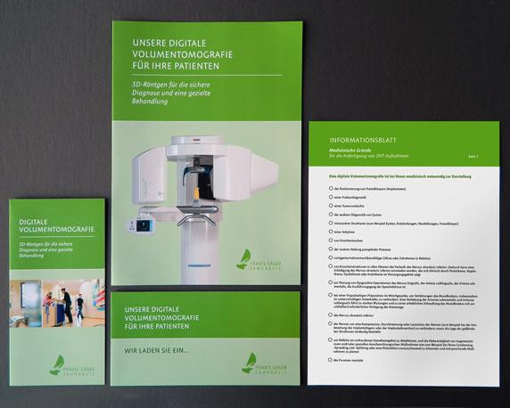 Dr. Säger, Zahnarzt, Grünstadt, Volumentomografie, Einladung