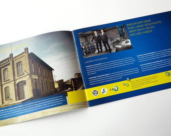 Sueddeutsche Emulsions-Chemie, Broschüre