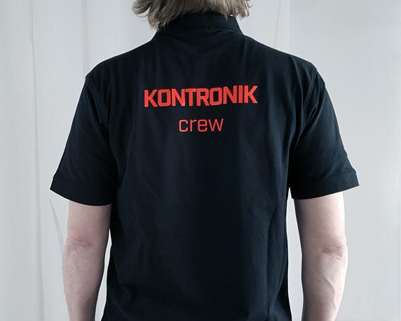 KONTRONIK, SOBEK Drives GmbH, Shirt, Logo
