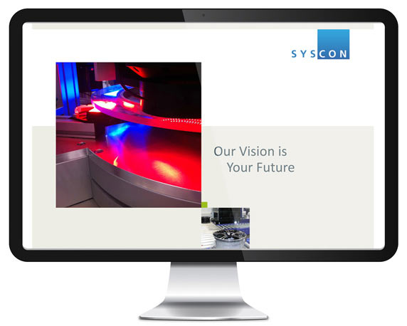 Syscon, PowerPoint Präsentation