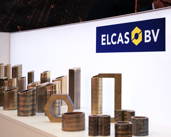 United Cast Bar Group, UCB, Messestand, Hannover, Exponate, Elcas Bv