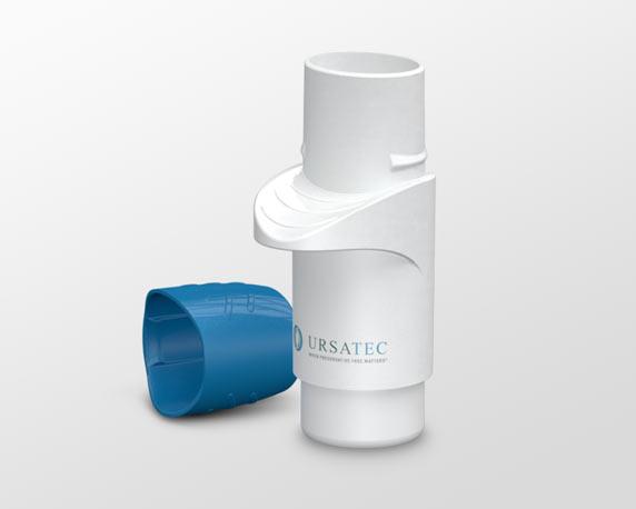 Ursatec, SoftBreezer®, Inhalationssystem, Nebulizer, 3D, Werbeagentur magenta, Mannheim