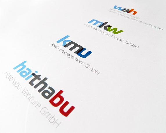 Wittenberg & Hewelt Steuerberatungsgesellschaft mbH, Corporate Design, Logo