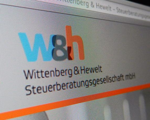 Wittenberg & Hewelt Steuerberatungsgesellschaft, Website, Detail, Werbeagentur magenta, Mannheim