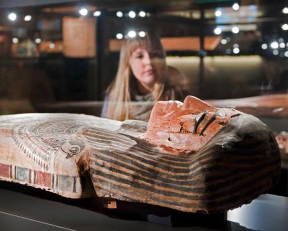 Reiss-Engelhorn-Museen, Ägypten-Austellung